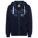 Großhandel Mäntel & Jacken: Herren Sweatjacke Original, marine