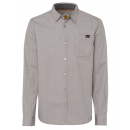 wholesale Shirts & Blouses: Men's shirt Roadtrip, gray