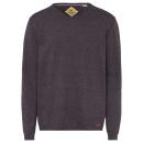 Großhandel Pullover & Sweatshirts: Herren Strickpullover Heritage, schwarz