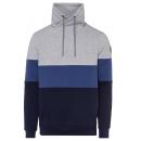 groothandel Kleding & Fashion: Heren sweater Blue City Rebels, grijs / blauw / ma