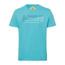 grossiste Vetement et accessoires: messieurs T-Shirt Actif, essence, tailles assortie