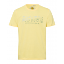 wholesale Fashion & Apparel: Men's T-Shirt Active, yellow, assorted sizes