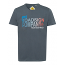 Men's T-ShirtRoadsign Company, anthracite, sor
