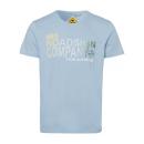 Herren T-Shirt Roadsign Company, hellblau, sortier