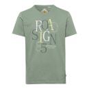 Großhandel Shirts & Tops: Herren T-Shirt Roadsign 85, khaki, sortierte ...