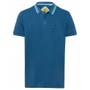 wholesale Fashion & Apparel: Men's polo shirt Roadsign , blue, assorted siz