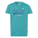 úriemberek T-Shirt Pacific Soul, benzin melange, s