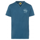 wholesale Fashion & Apparel: Henley Down Under, blue, assorted sizes