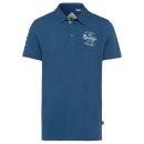 grossiste Vetement et accessoires: Polo homme sous dessous, bleu, taille assortie