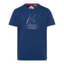 úriemberek T-Shirt Vitorlázó klub, tengeri, váloga