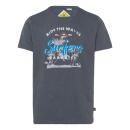 ingrosso Ingrosso Abbigliamento & Accessori: Uomini T-Shirt , antracite, dimensioni assortite