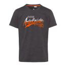Großhandel Shirts & Tops: Herren T-Shirt Adelaide, anthrazitmelange, ...