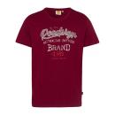 ingrosso Ingrosso Abbigliamento & Accessori: Uomini T-ShirtRoadsign Marca, bordeaux, ...