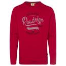 mayorista Ropa / Zapatos y Accesorios: Camisa de manga larga para hombre Roadsign , rojo,