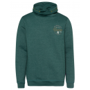 Men's Tubeneck Sweatshirt Urban, XL, green mel