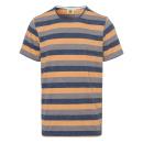 grossiste Vetement et accessoires: Pour des hommes T-Shirt Nappy Trail, gris chiné /