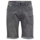 wholesale Fashion & Apparel: Men's denim Bermuda shorts, gray, assorted siz