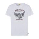 grossiste Vetement et accessoires: Pour des hommes T-Shirt Volant, blanc, taille vari