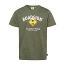 grossiste Vetement et accessoires: Logo des hommes T-Shirt Diamant, L, kaki
