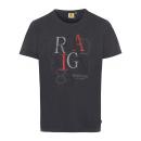 grossiste Vetement et accessoires: Logo des hommes T-ShirtRoadsign , anthracite, asso