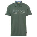 grossiste Vetement et accessoires: Polo actif homme, vert, tailles assorties
