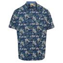 hurtownia Fashion & Moda: Męska koszula z krótkim rękawem Paradise, marynars
