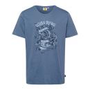 wholesale Jeanswear: Men's T-Shirt Scuba diving, denim blue, assort
