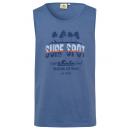 wholesale Jeanswear: Men's top surf spot, denim blue, assorted size