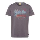 Férfiak T-Shirt Csendes-óceáni lélek, antracit, vá