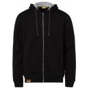 mayorista Ropa / Zapatos y Accesorios: Sudadera con capucha para hombre, M, negro