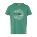 wholesale Fashion & Apparel: Men's T-ShirtRoadsign Freedom, green, ...
