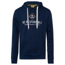 wholesale Fashion & Apparel: Men's sweatshirt hoodie be responsible, ...