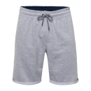 wholesale Shorts: Men's sweater, 2XL, gray melange