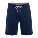 Großhandel Shorts: Herren Sweatbermuda, 2XL, marine
