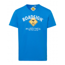 nagyker Pólók, shirt: úriemberek T-ShirtRoadsign , 2XL, királyi