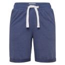 wholesale Fashion & Apparel: Women's sweat shorts, 3XL, marine