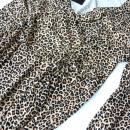 mayorista Boutiques y almacenamiento: Vestido, mujeres, pantera, pospuesto, marrón