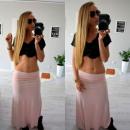 wholesale Skirts:Skirt, dress, maxi, pink