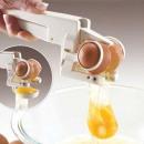 groothandel Keukenhulp: Automatische eiersplijter + gele scheider
