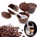 wholesale Coffee & Espresso Machines: Rechargeable coffee capsule 5pcs