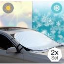 groothandel Auto's & Quads:2x voorruit dekking auto