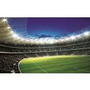 Großhandel Wandtattoos: Mural  Fußballstadion  Runde XXL - 368 x ...