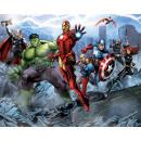 groothandel Wandtattoos: Avengers XXL  Fotobehang - 305 x 244 cm