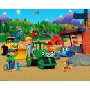 groothandel Wandtattoos: Bob the Builder  XXL Fotobehang - 305 x 244 cm - Bo