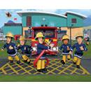 groothandel Wandtattoos: Brandweerman Sam  XXL Fotobehang - 305 x 244 cm