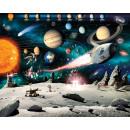 grossiste Consoles & Jeux /Accessoires: Space XXL Peinture  murale - 305 x 244 cm