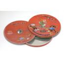 ingrosso Giocattoli per l'esterno: BRISA CD TIGER RAP & GOMMA TWIST - STAR BIGLIE