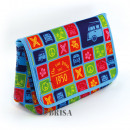 wholesale Travel and Sports Bags: VW T1 BUS NEOPRENE CULTURAL BAG - COLORFUL