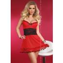 ingrosso Abbigliamento erotico: Un insolito set da notte rossa