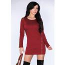 Großhandel Kleider:Kleid mit Clarets